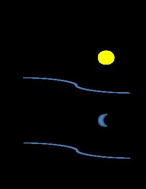 clip art transparent stock Sea Breeze And Land Breeze Sketch