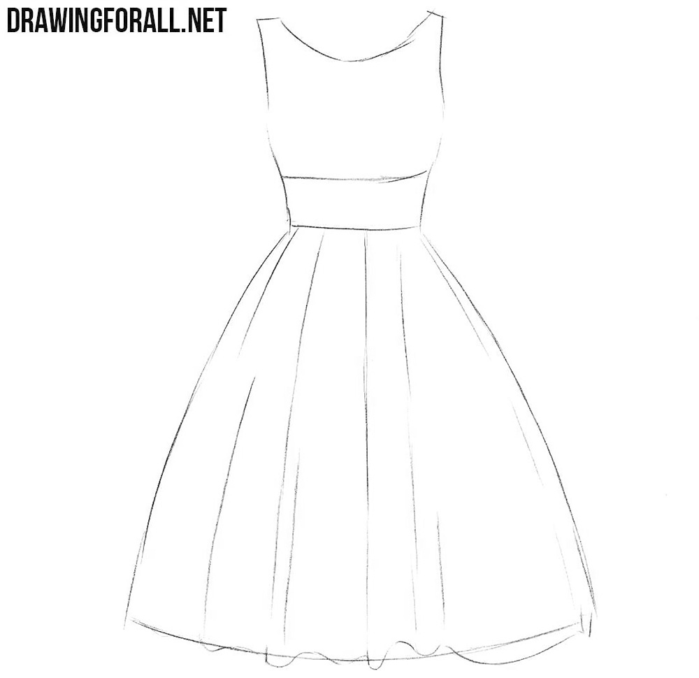 svg transparent download Drawing outfits clothing. How to draw a