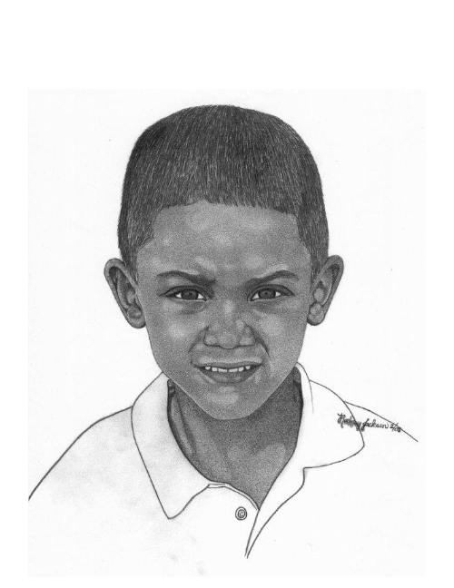 vector Pencil perfect drawings. Drawing s portrait