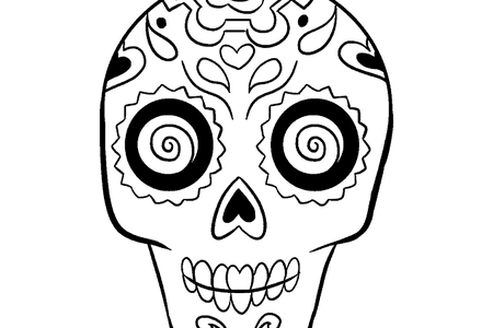 graphic transparent stock Images path decorations pictures. Drawing s sugar skull