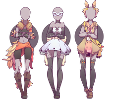 png transparent Outfit adoptable closed by. Drawing outfits