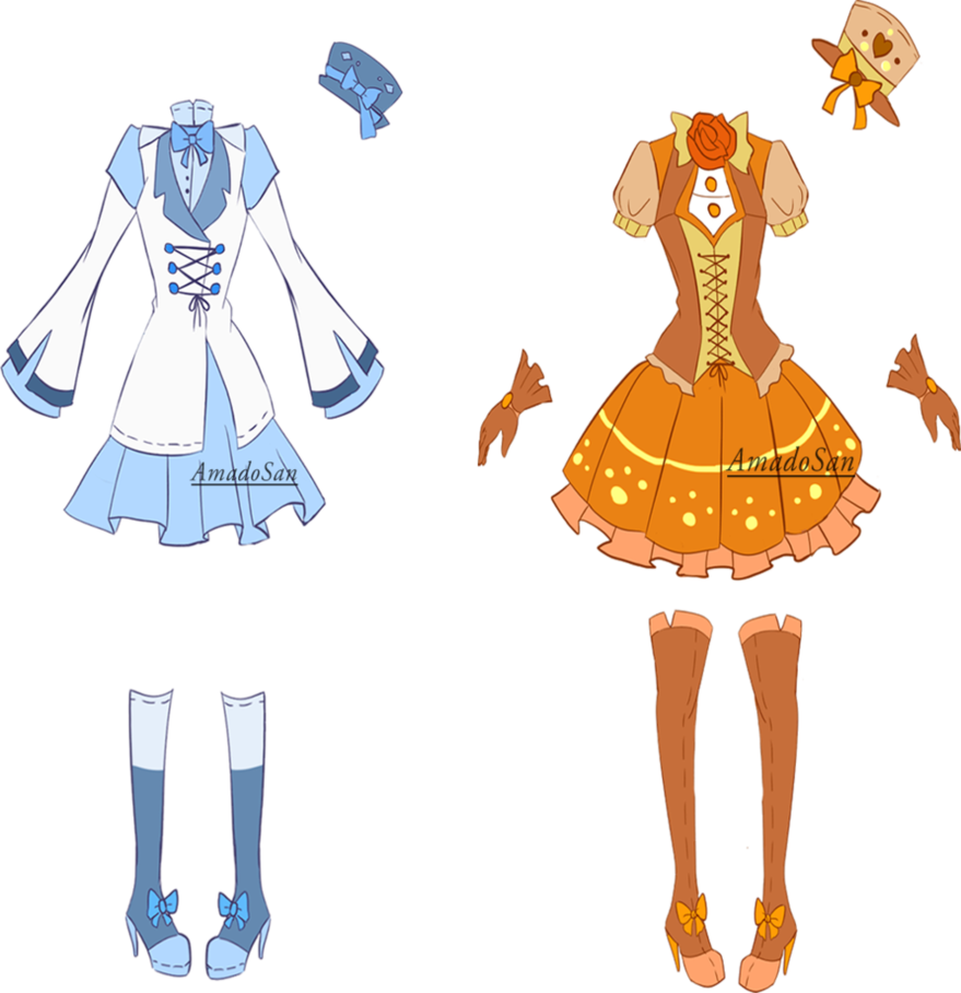 banner royalty free loli outfit Batch Adoptable Closed by AS