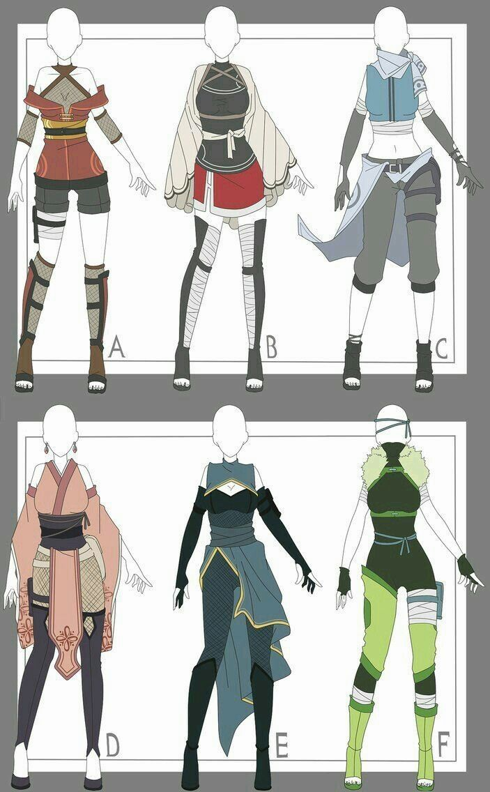 svg stock Drawing outfits female. Naruto cm best price