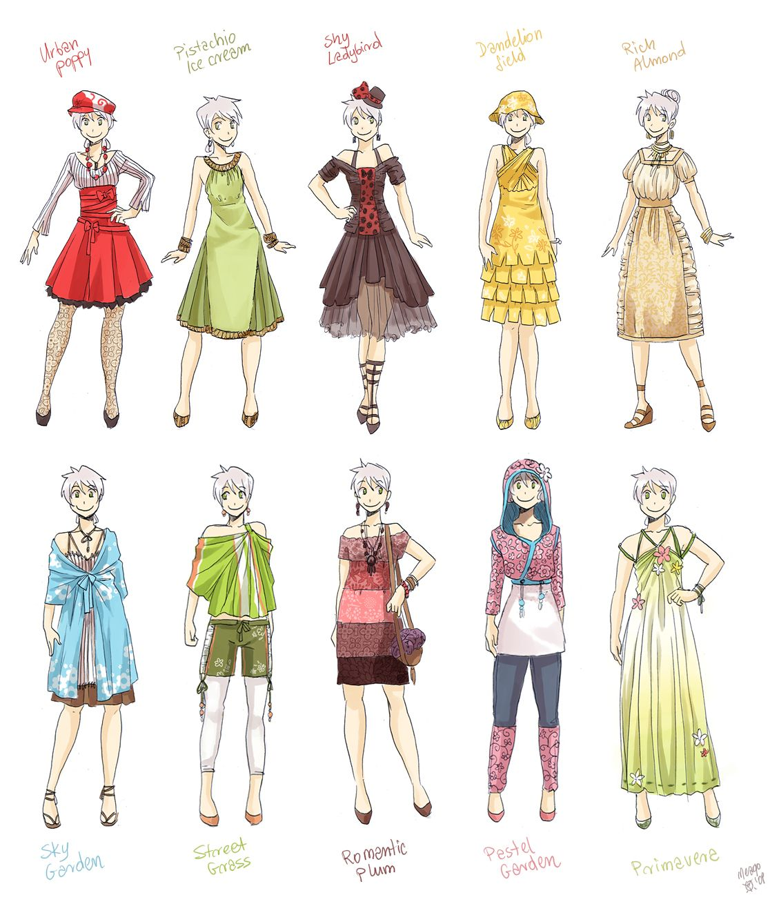 svg library stock Pin on fashion design. Drawing outfits female