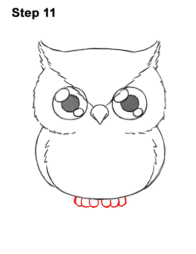 image library download How to draw an. Drawing owl cartoon