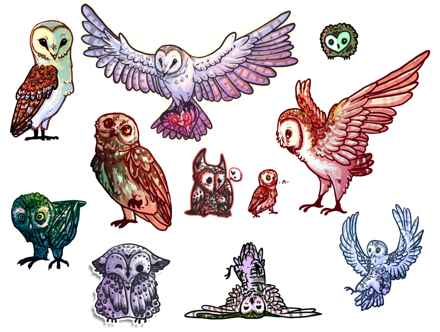 graphic library library Drawing owls mystical. The witches closet owl