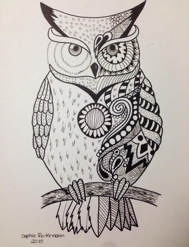 png free download Hey guys i wanted. Drawing owls artistic