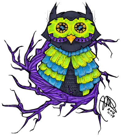 image library download Colorful tattoo designs c. Drawing owls colourful
