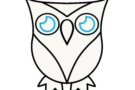 clip royalty free download Easy way to draw. Drawing owls step by