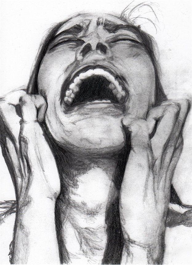 clipart stock Drawing pain emotional. Pin en