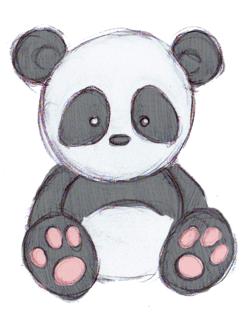 svg transparent download Cute Panda Drawing Tumblr Why are you reporting this