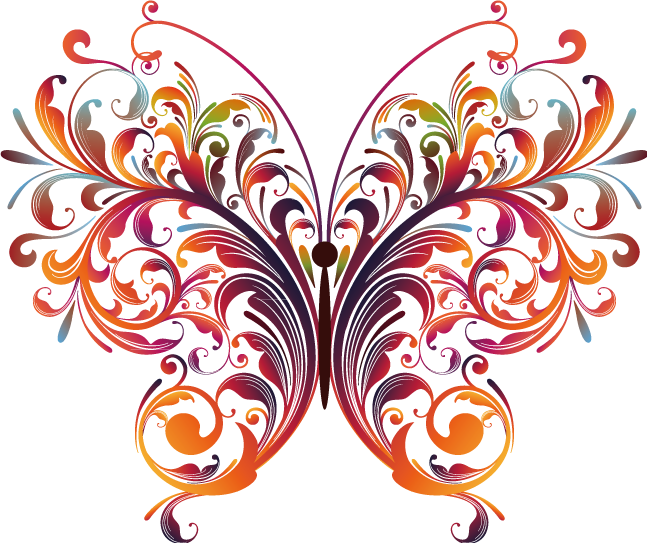 clipart royalty free stock Butterfly Drawing Art Clip art