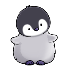 clipart freeuse download Lots of clip art. Drawing penguin baby