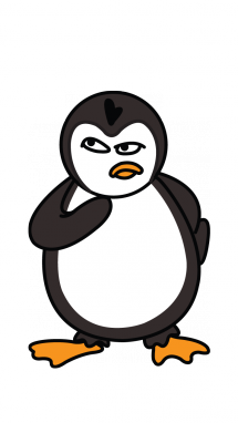 jpg transparent How to draw a. Drawing penguin basic