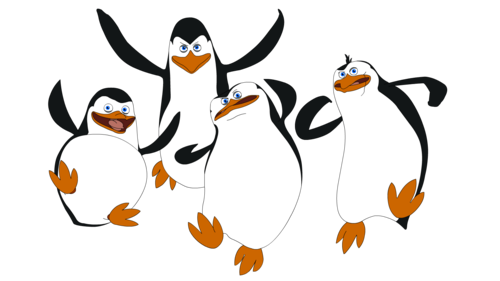 clip art royalty free library Collection of free download. Drawing penguin beginner
