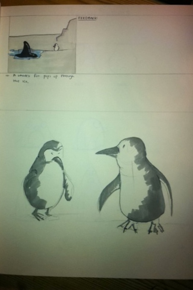clip art transparent download Character design the turk. Drawing penguin epic