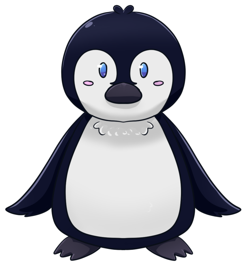 image free Drawing penguin fluffy. By celestial biohazard on