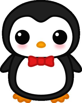 clipart transparent download Deviantart more like prize. Drawing penguin kawaii