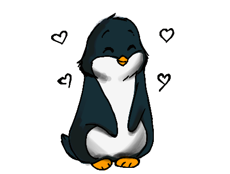 clip art free At getdrawings com free. Drawing penguin realistic