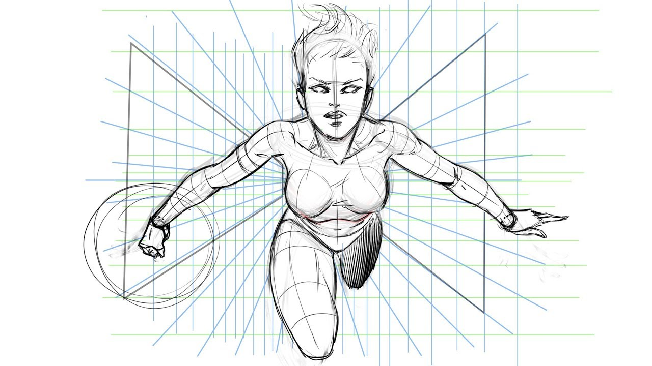 vector transparent download How to draw a. Drawing perspectives human