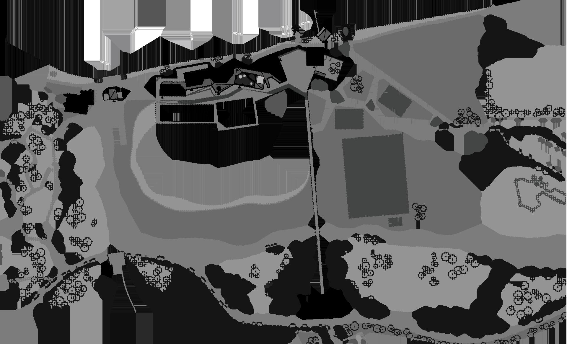 clip art royalty free download Vestre fjord park at. Drawing perspectives landscape