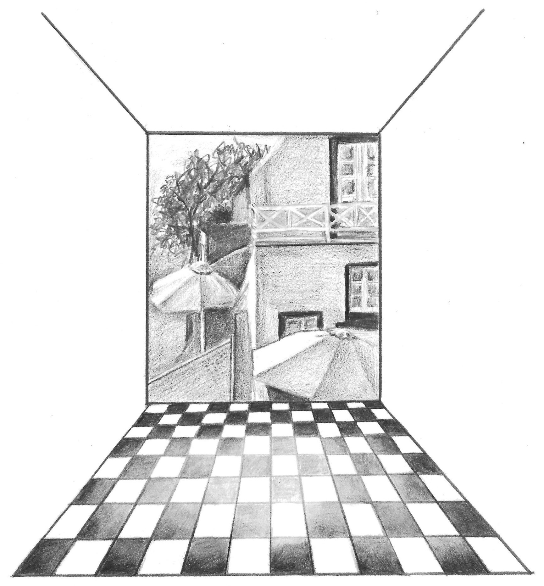 clip transparent library Perspective lessons from unit. Drawing perspectives pencil