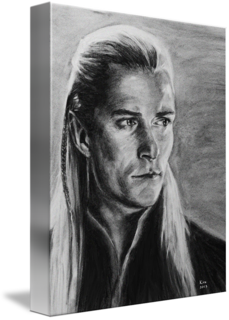 png freeuse library Drawing photography. Legolas charcoal by kira