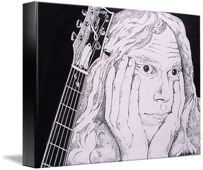 image royalty free download Drawing photography art. Neil young by roseann