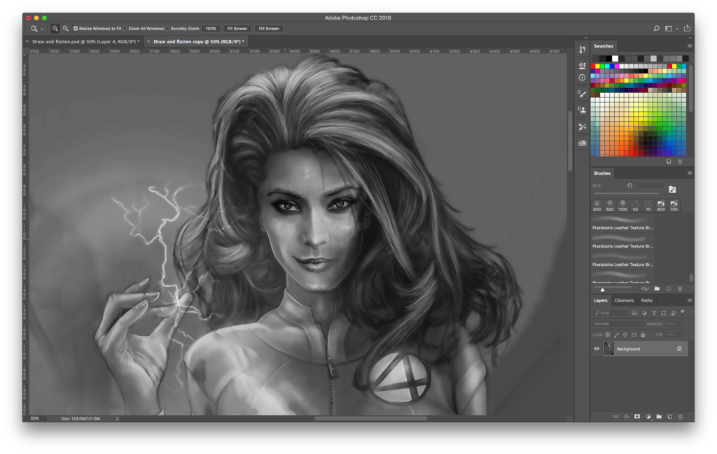 picture freeuse download Drawing photography software. Susan storm better face