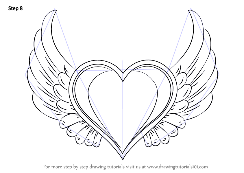 clipart royalty free download Learn how to draw. Drawing pic heart