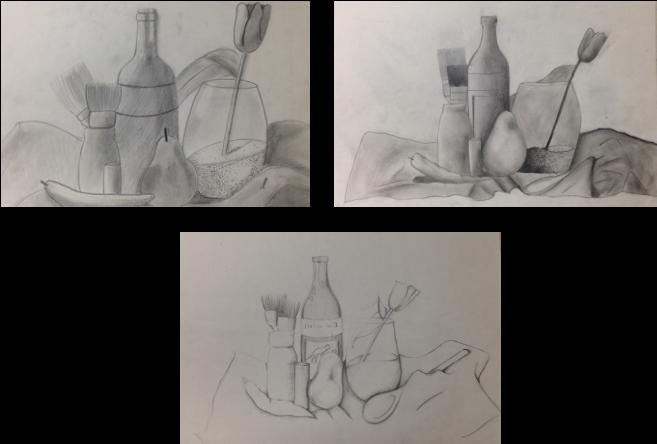 picture stock Paul VI High School Student Art Work