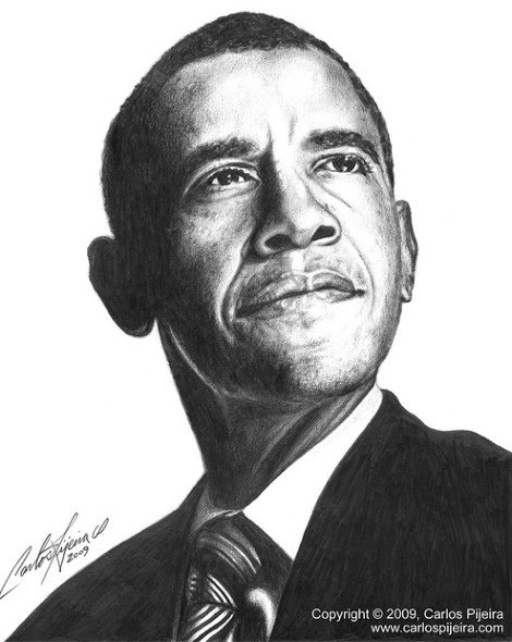 clip royalty free stock Drawings by carlos pijeira. Drawing portrait famous