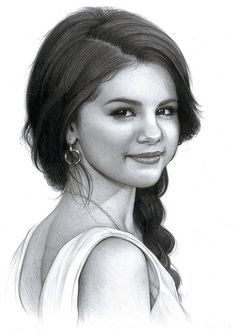 clip art royalty free download Drawing portrait person.  best famous people