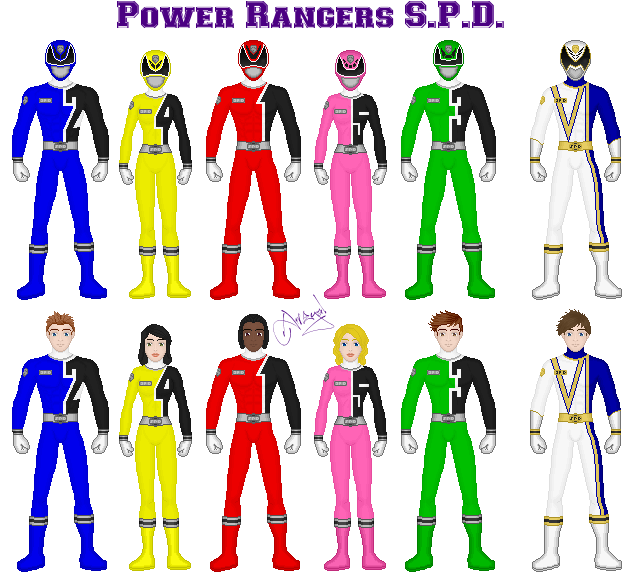 clipart freeuse stock Spd at getdrawings com. Drawing power rangers