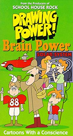 jpg black and white download Amazon com brain . Drawing power vhs