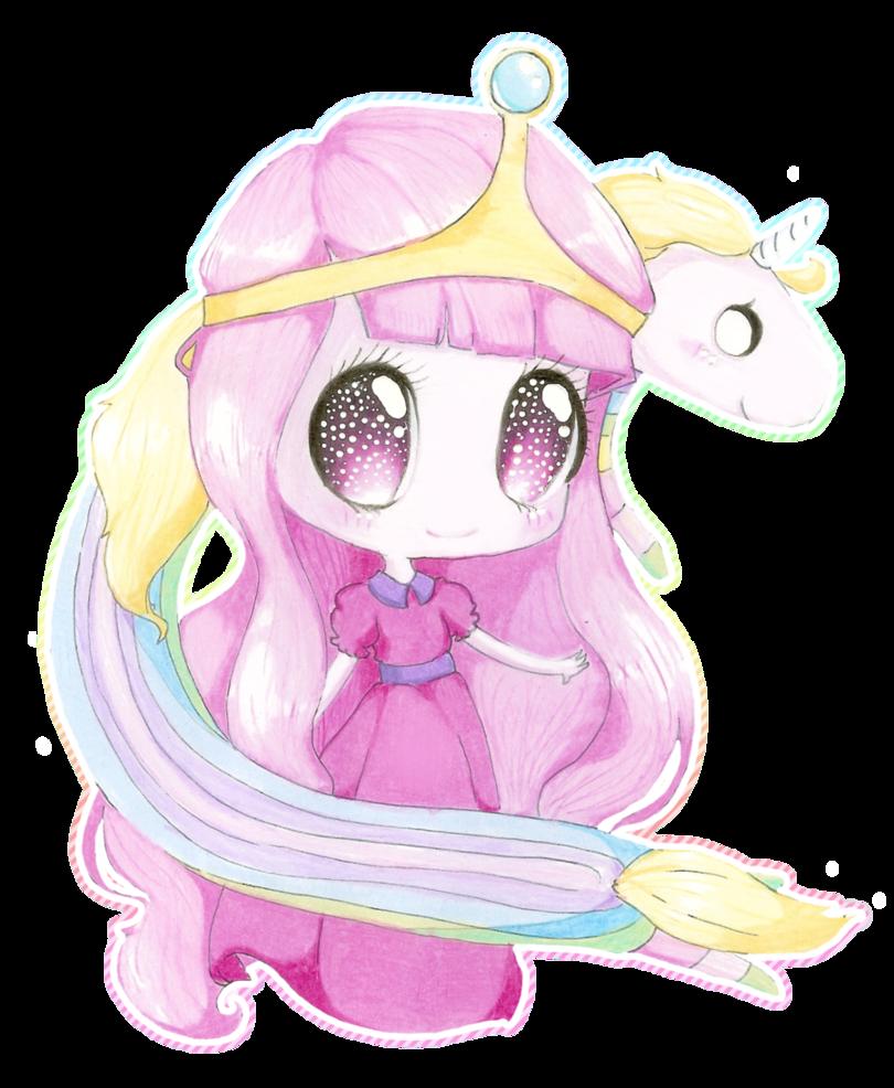 svg transparent Drawing princess adorable. Bubblegum by caropanda on