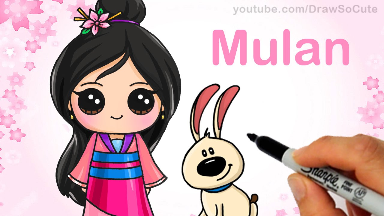 clipart freeuse library How to draw chibi. Drawing princess cute