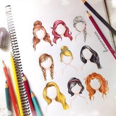 vector transparent download Queen elsa on art. Drawing princess long hair