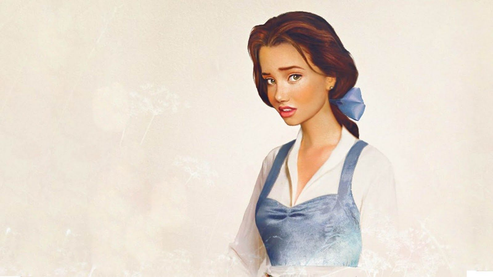 clip royalty free download This artist reimagines disney. Drawing princess realistic