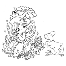 graphic stock Drawing printables fairy. Top free printable beautiful
