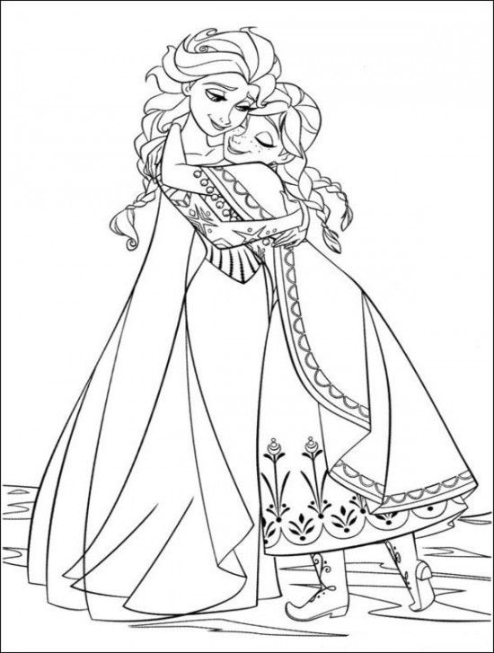 svg transparent library Drawing printables frozen. Official illustrations coloring pages