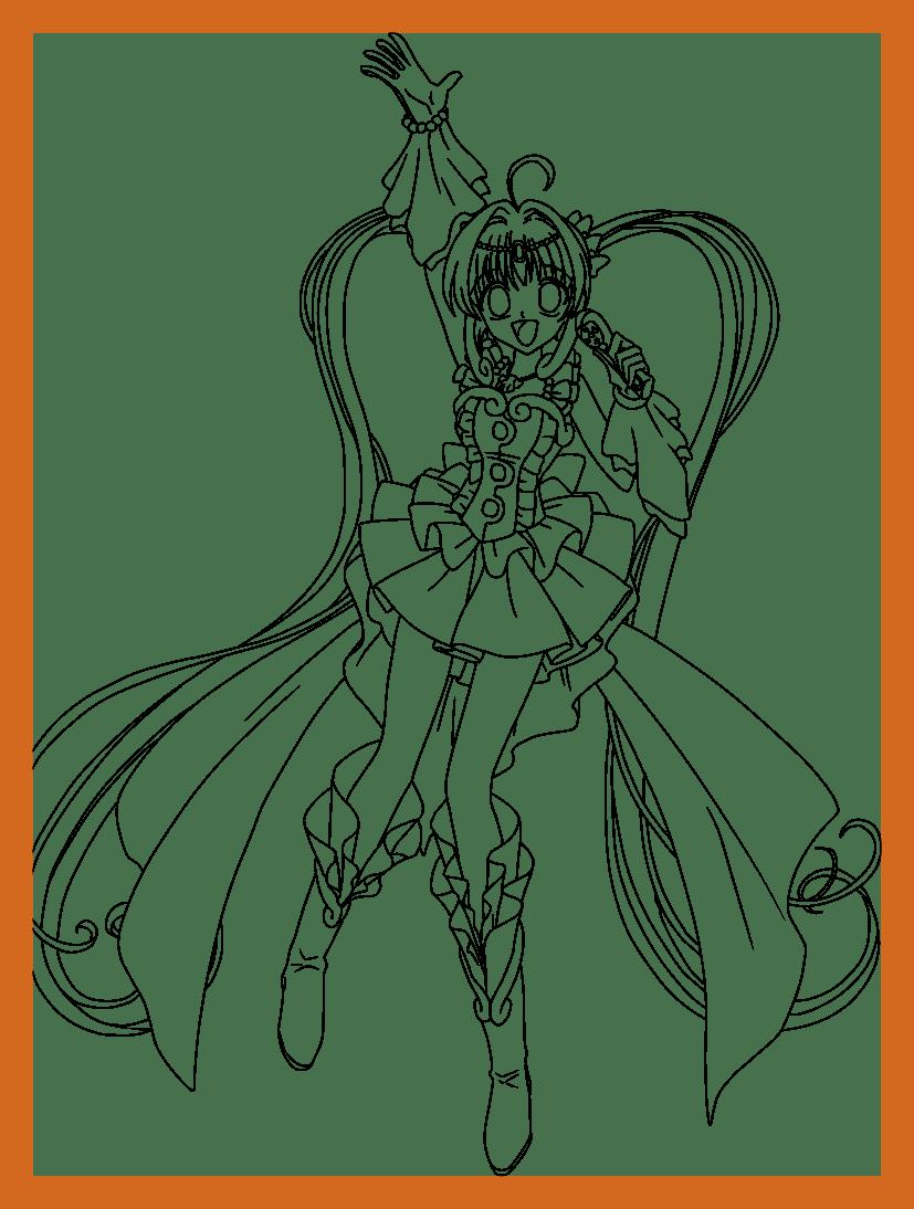 image royalty free Astonishing melody coloring pages. Drawing printables mermaid