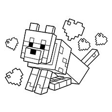 clipart free library  awesome printable coloring. Drawing printables minecraft