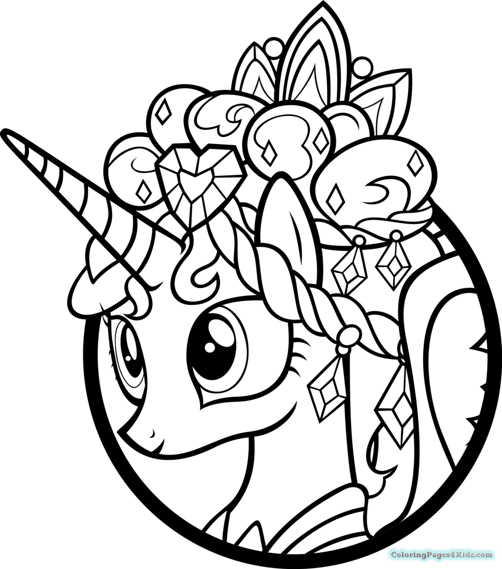 clip art royalty free stock Drawing printables my little pony. Shining armor coloring pages