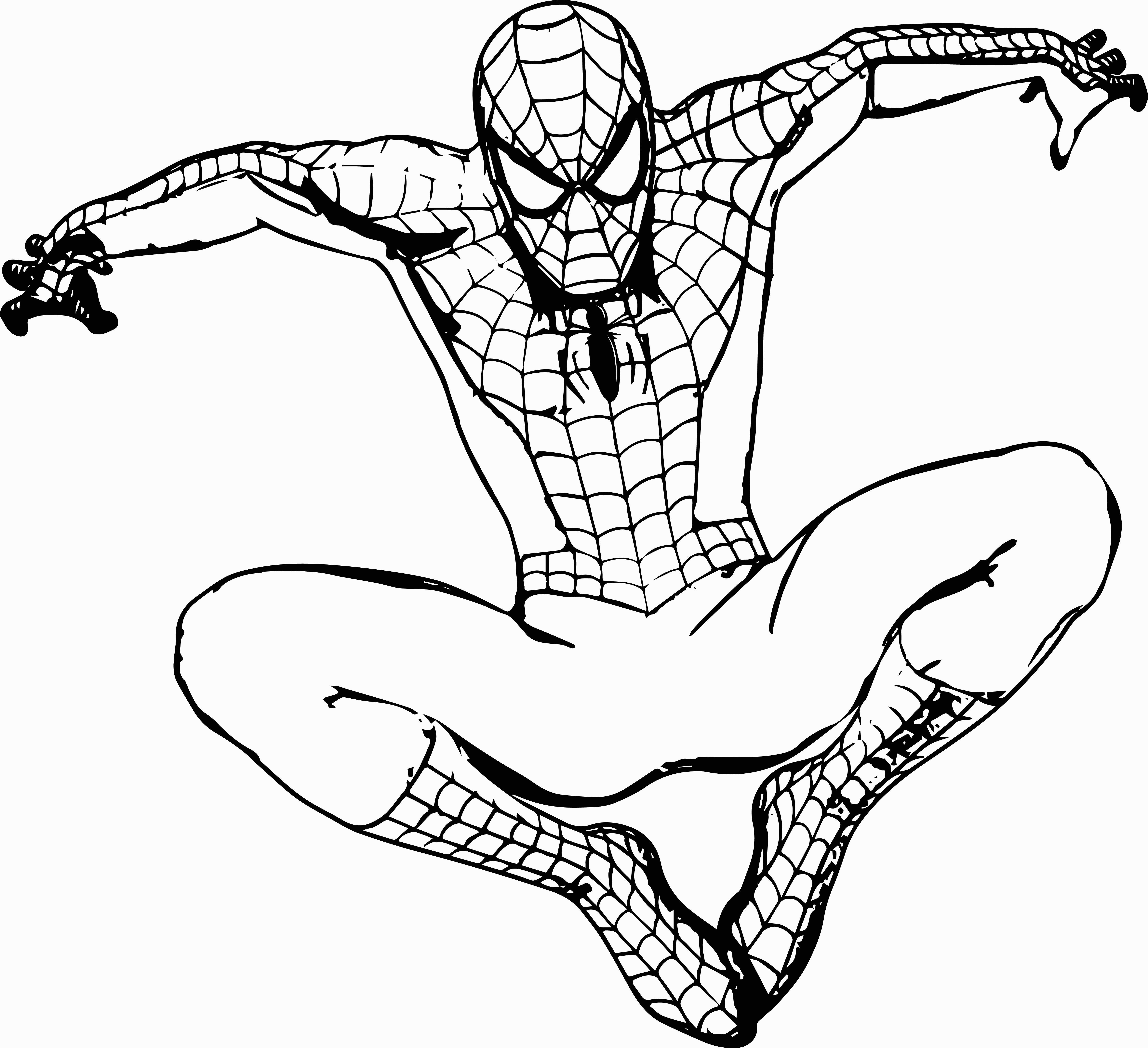 clip art free library Free printable images to. Drawing printables spiderman
