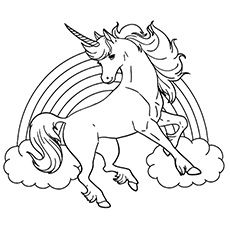 svg Top coloring pages for. Drawing printables unicorn