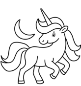 png transparent Drawing printables unicorn. Coloring pages free