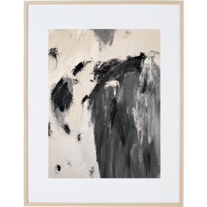 banner stock Drawing prints abstract. Framed featuring glimpses of