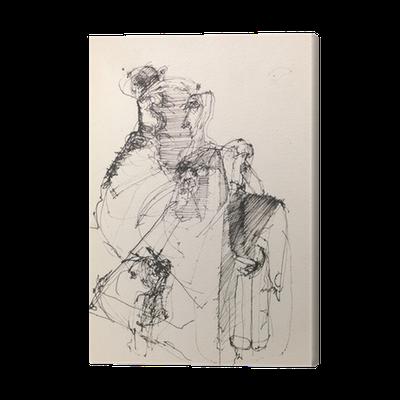 clip art transparent download Drawing prints abstract. Ink canvas print pixers