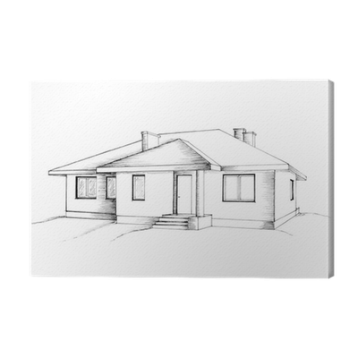 svg black and white download Manual of the house. Drawing prints architecture